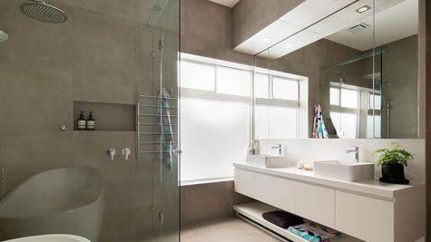 Hốc phòng tắm luôn tiện dụng