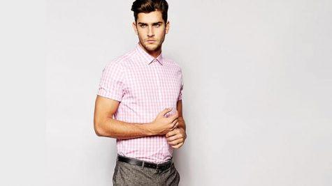 Áo sơ mi ngắn tay và áo thun chính là lựa chọn hoàn hào cho bạn.