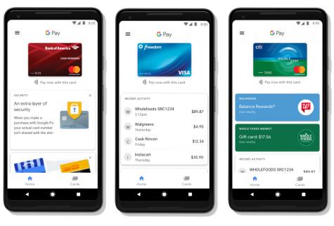 Minh chứng cho sự kết hợp hoàn hảo giữa Android Pay và Google Wallet