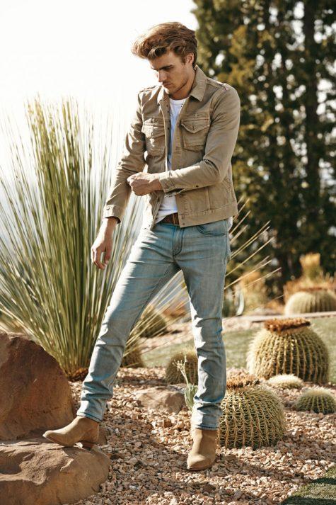 quan skinny jeans - ELLE Man 13