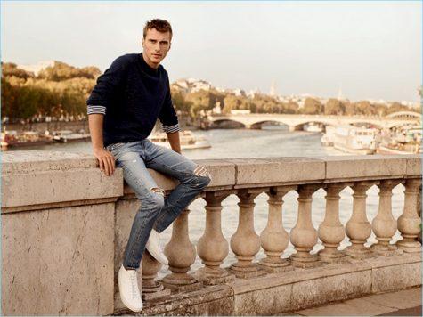 quan skinny jeans - ELLE Man 14