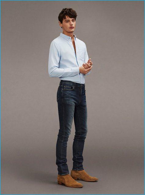 quan skinny jeans - ELLE Man 7