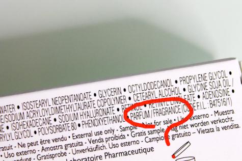 """Đa số các công ty mỹ phẩm đều biết cách """"make up"""" danh sách ingredients của mình"""