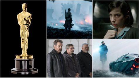Oscar 2018: Cuộc chiến gay cấn của hạng mục Phim truyện xuất sắc nhất