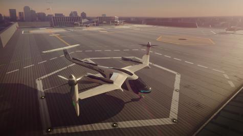 Uber và mục tiêu hiện thực hoá taxi bay trong 5 năm
