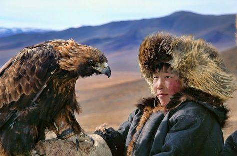 Bộ ảnh tuyệt đẹp về cuộc sống thiên nhiên của bộ tộc cổ đại Mông Cổ
