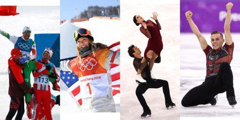 Thế vận hội Olympic 2018 và những khoảnh khắc đắt giá