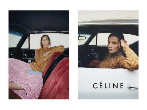 Nhà mốt danh tiếng Céline cũng vắng mặt năm nay sau khi bổ nhiệm Hedi Slimate trở thành Giám đốc sáng tạo-nghệ thuật mới. (Ảnh: WordPress.com)