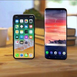 """5 lý do khiến Samsung Galaxy S9 """"vượt mặt"""" iPhone X"""