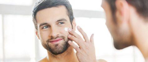5 bước chăm sóc da khô cho chàng vào buổi sáng