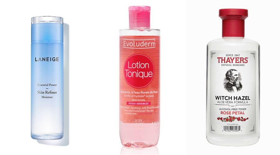 Nước hoa hồng là một loại dung dịch đem lại độ ẩm cho da
