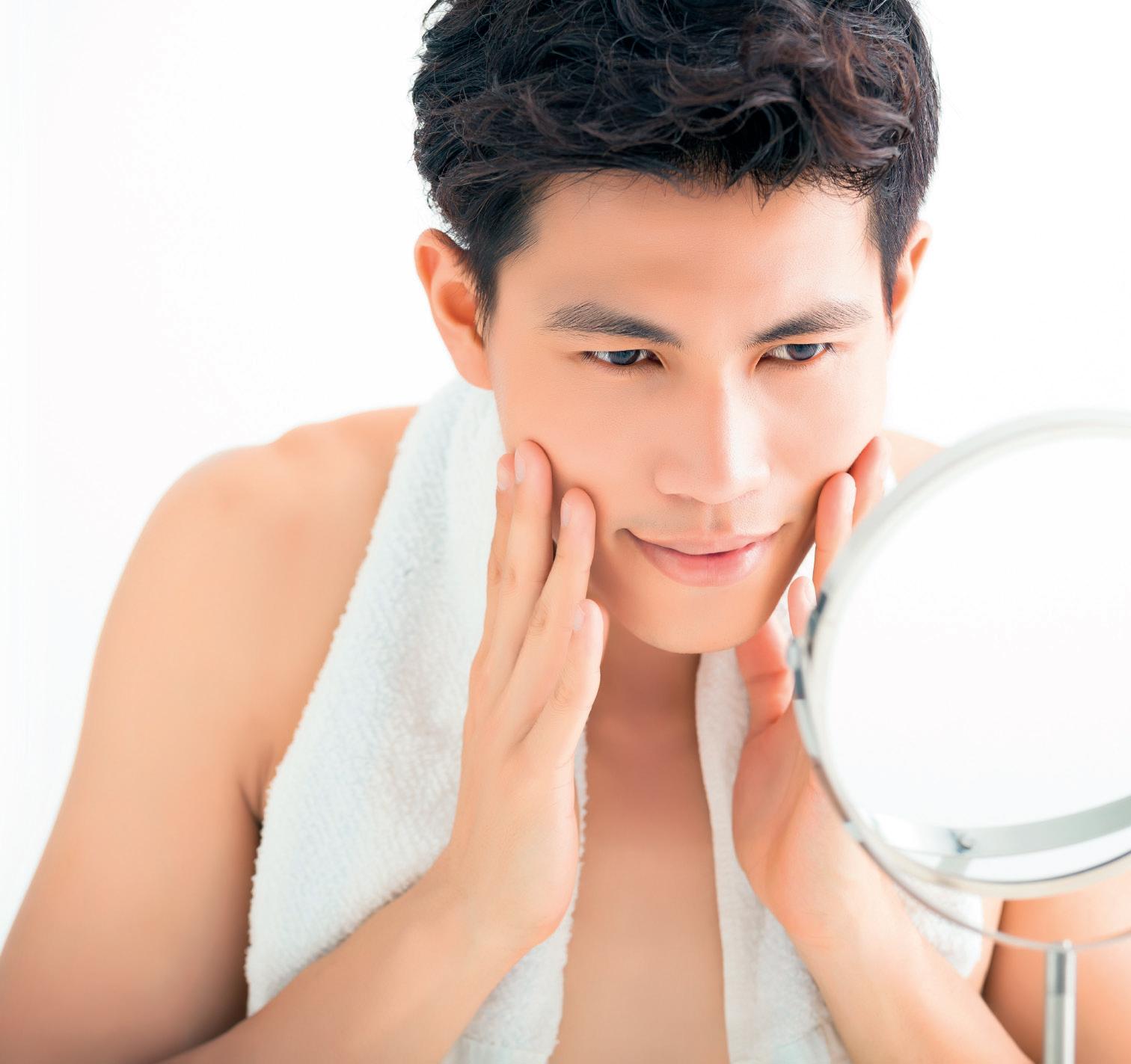 Serum mang trên mình những Vitamin được cô đọng nhằm bổ sung cho làn da những dưỡng chất thiết yếu. Photo: ELLE Man