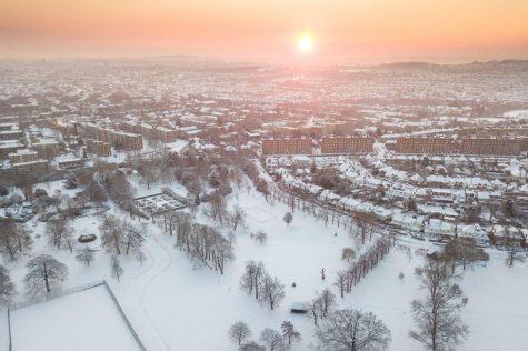 Du lịch Châu Âu mùa bão tuyết đầu năm: Lạc vào xứ thần tiên ?