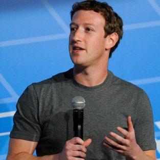 Mark Zuckerberg & mục tiêu phát triển bản thân 2018
