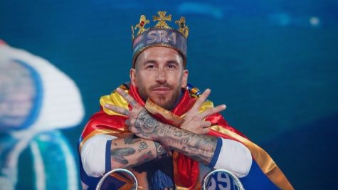 "Sergio Ramos: Huyền thoại của ""khoảnh khắc cuối"""