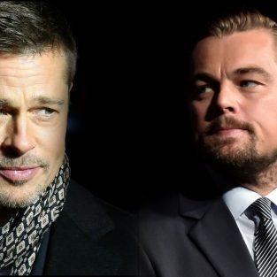 Brad Pitt sẽ hội ngộ cùng Leonardo DiCaprio và Quentin Tarantino