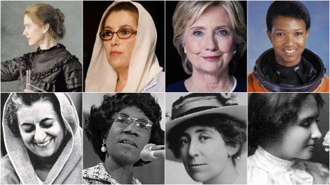 """9 người phụ nữ """"the-first-tagged"""" làm thay đổi thế giới"""