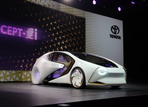 Ôtô tự lái: Dự án đầu tư 3 tỷ dollar của Toyota
