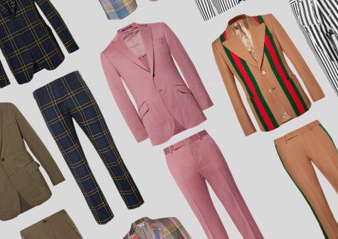 ELLE Man Style Calendar: Phiêu lưu với suit sắc màu (5-11/3/2018)