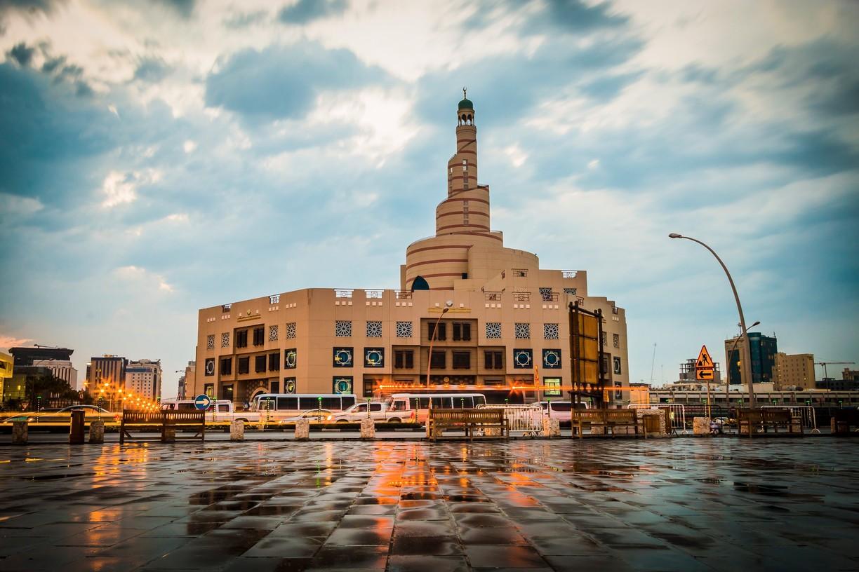 du lịch qatar - Souq Waqif - elle man 1