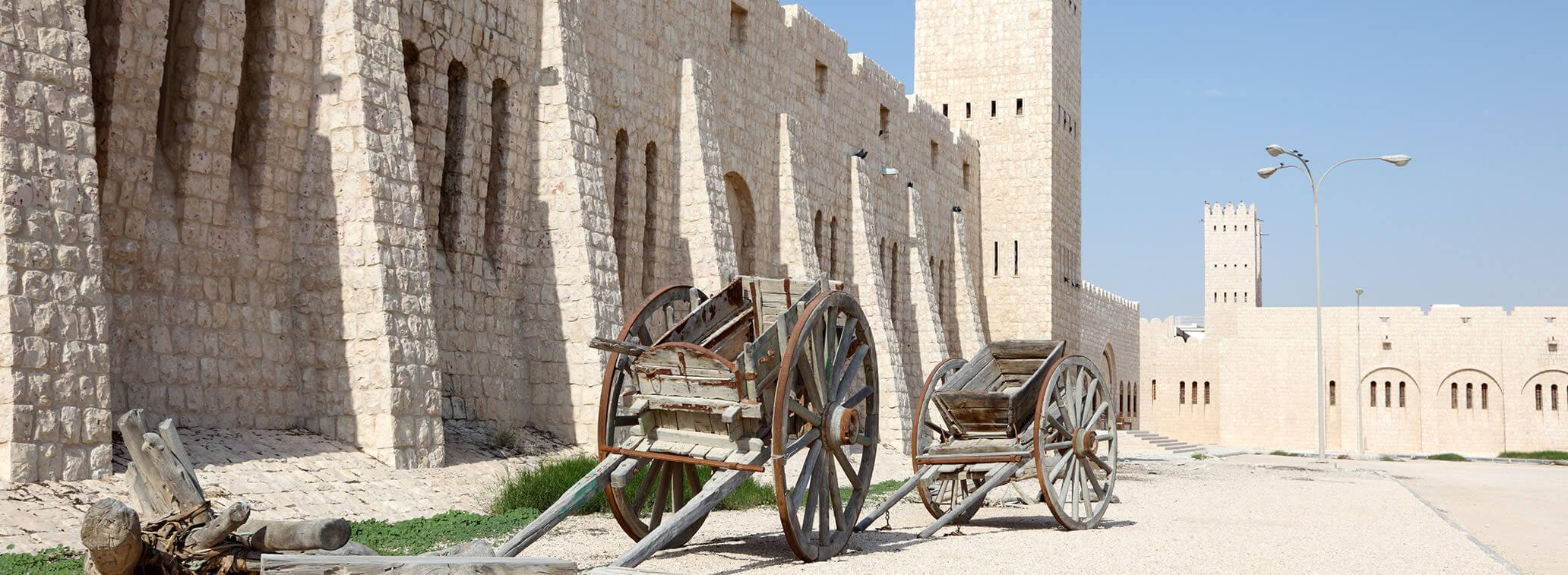 du lịch qatar - bảo tàng Sheikh Faisal Bin Qassim Al Thani - elle man 2