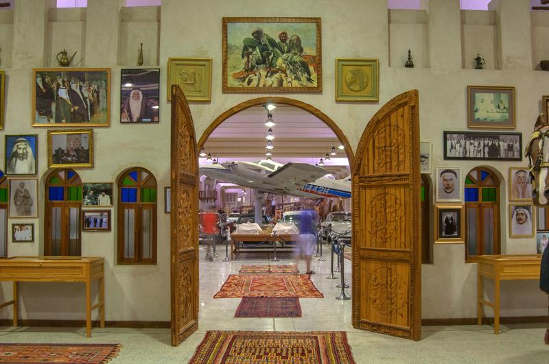 du lịch qatar - bảo tàng Sheikh Faisal Bin Qassim Al Thani - elle man 3