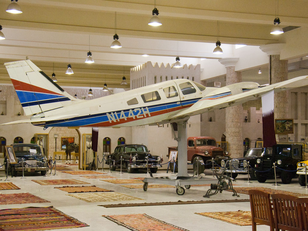 du lịch qatar - bảo tàng Sheikh Faisal Bin Qassim Al Thani - elle man 4