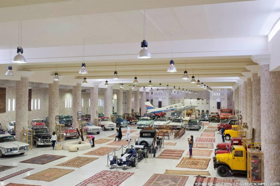 du lịch qatar - bảo tàng Sheikh Faisal Bin Qassim Al Thani - elle man 5