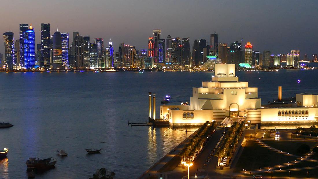 du lịch qatar - qatar museum of Islamic Art - elle man 1
