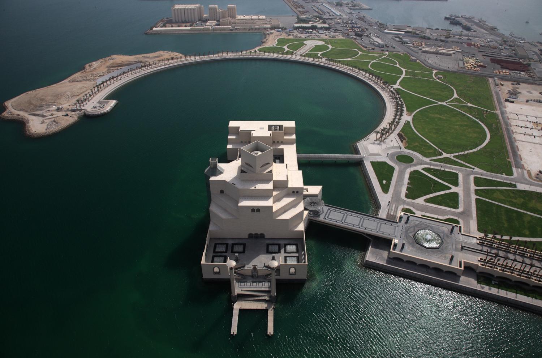 du lịch qatar - qatar museum of Islamic Art - elle man 2