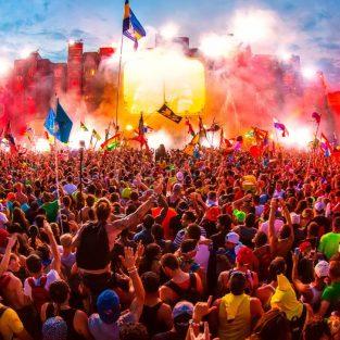 Điểm qua 7 lễ hội âm nhạc tuyệt vời trong năm 2018
