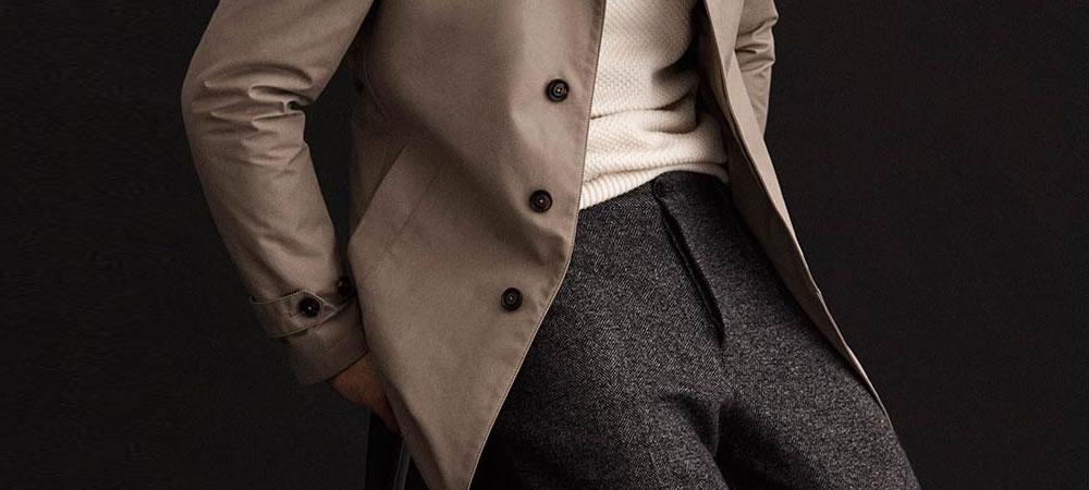 quần dài nam - elle man feature 2