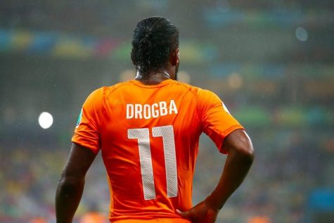 Didier Drogba - ELLE Man - 6