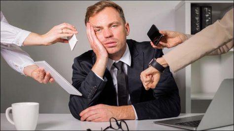 8 tác hại của stress lên cơ thể của nam giới