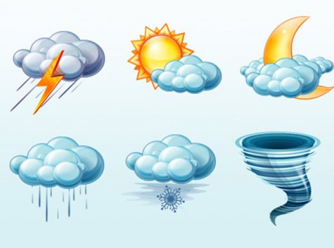Bản thân phản ứng lại với những thay đổi đột ngột của thời tiết. Photo: Thaydoithoitiet