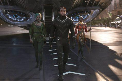 Phần 2 của Black Panther sẽ sớm được bấm máy.