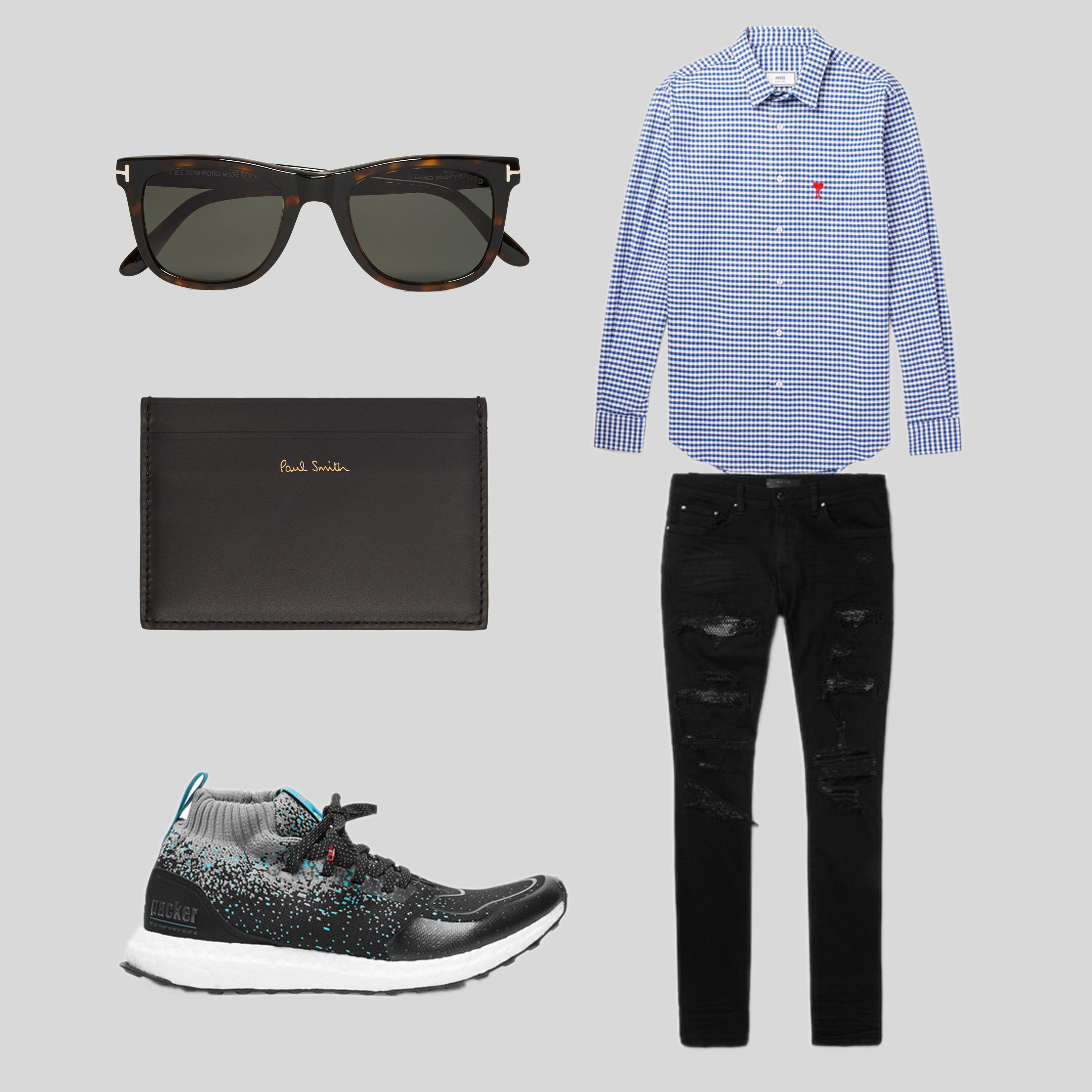 ELLE Man Style Calendar Tạo điểm nhấn với giày thể thao in họa tiết (12 – 1832018) (7)