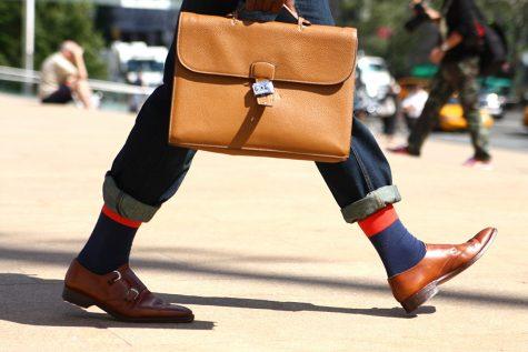 Túi xách nam giới và những sai lầm thường mắc phải