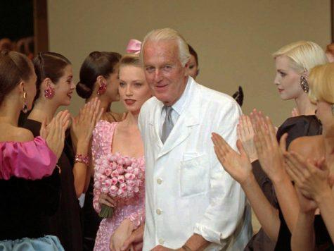 Hubert de Givenchy- elle man