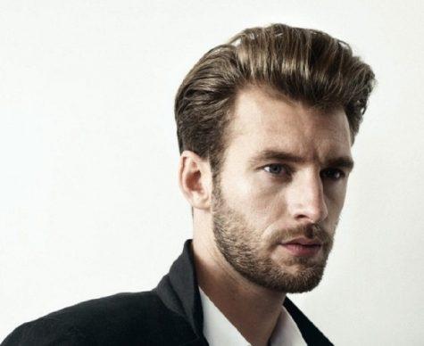 kiểu tóc nam - cổ điển 2 - elle man