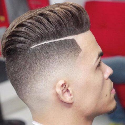 kiểu tóc nam - elle man - mid