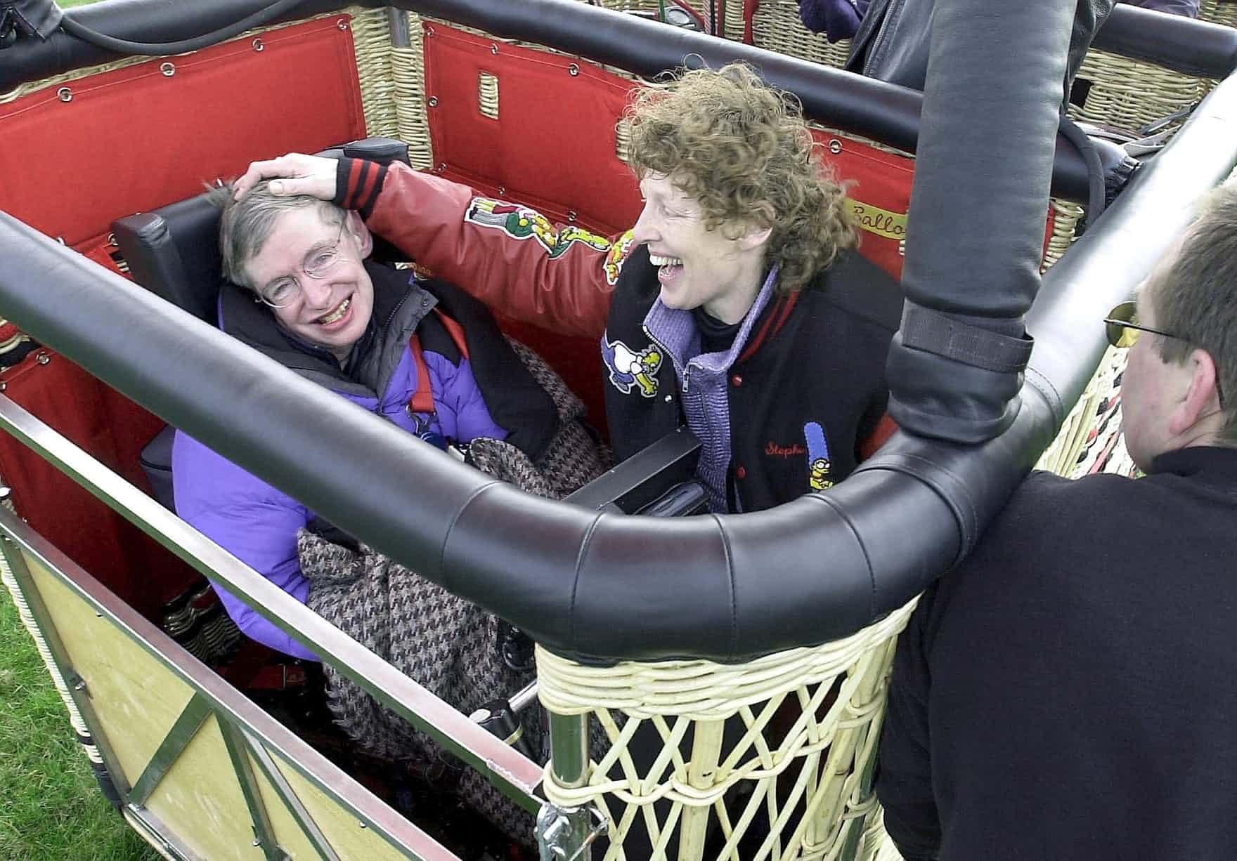 Stephen Hawking 10 -elleman
