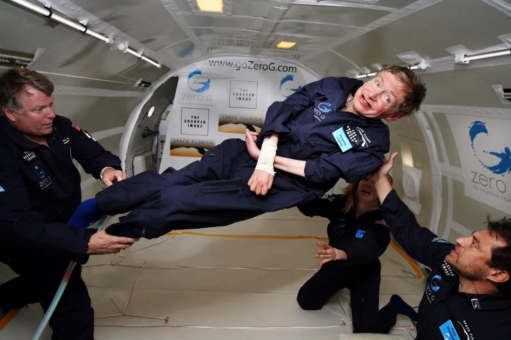Stephen Hawking 11 -elleman