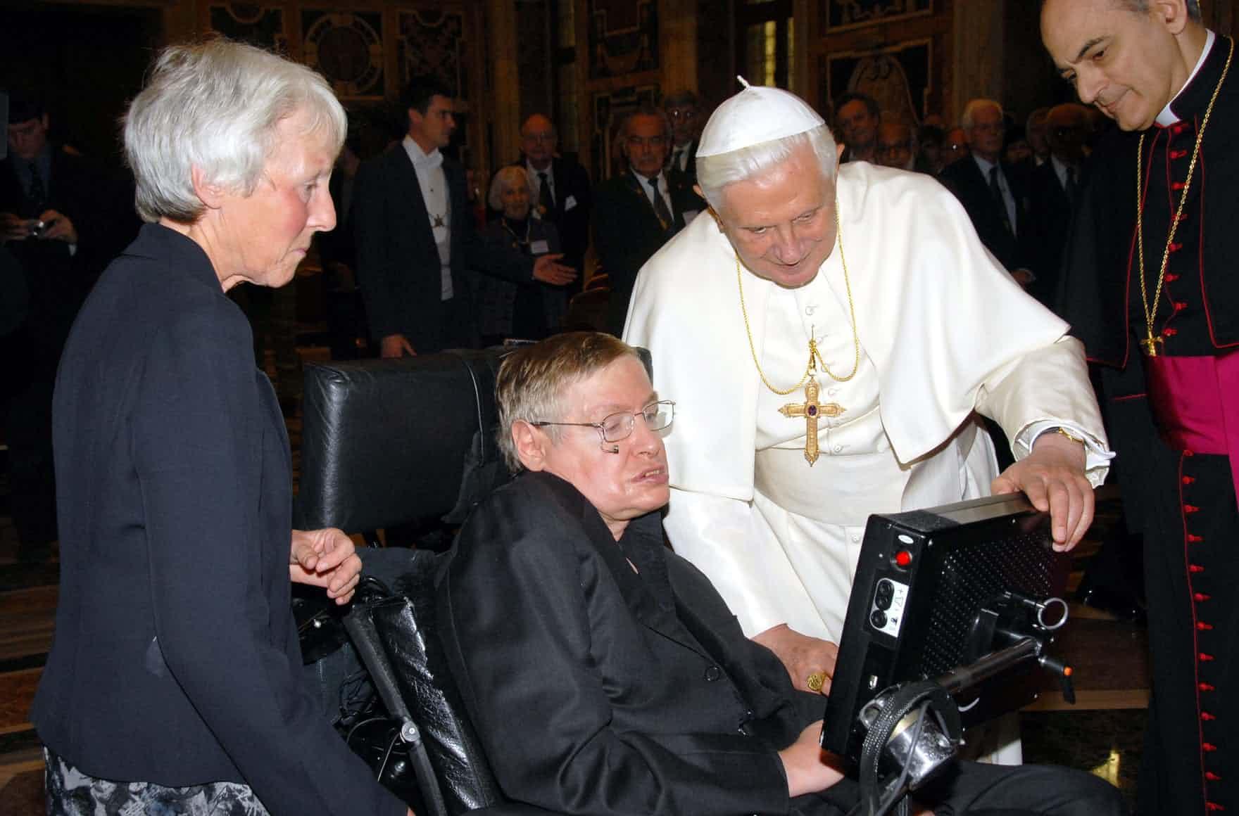 Stephen Hawking 12 -elleman