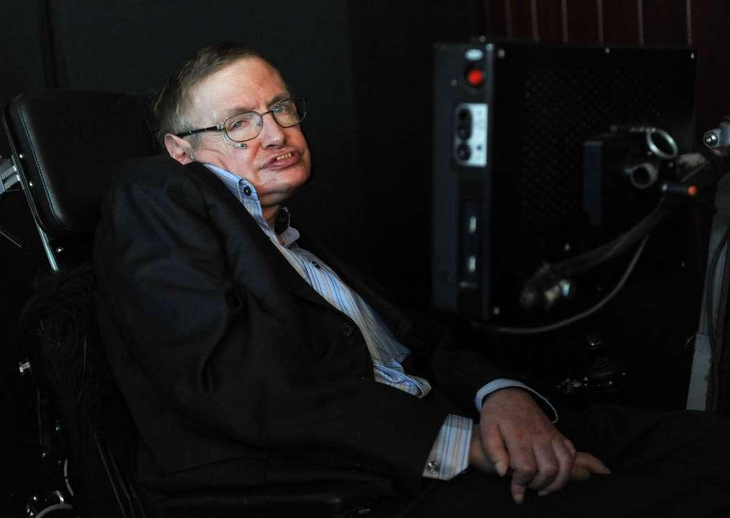 Stephen Hawking 15 -elleman