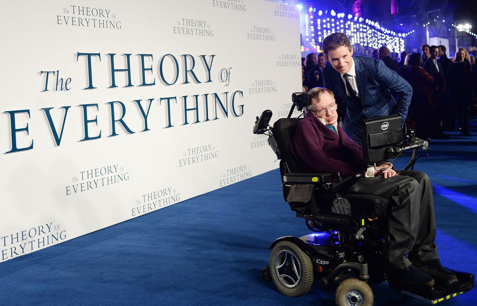 Stephen Hawking 16 -elleman