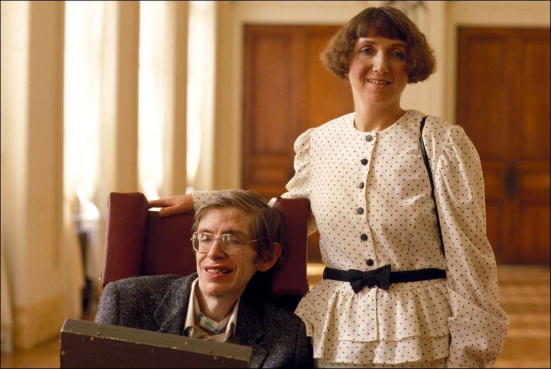 Stephen Hawking 5 -elleman