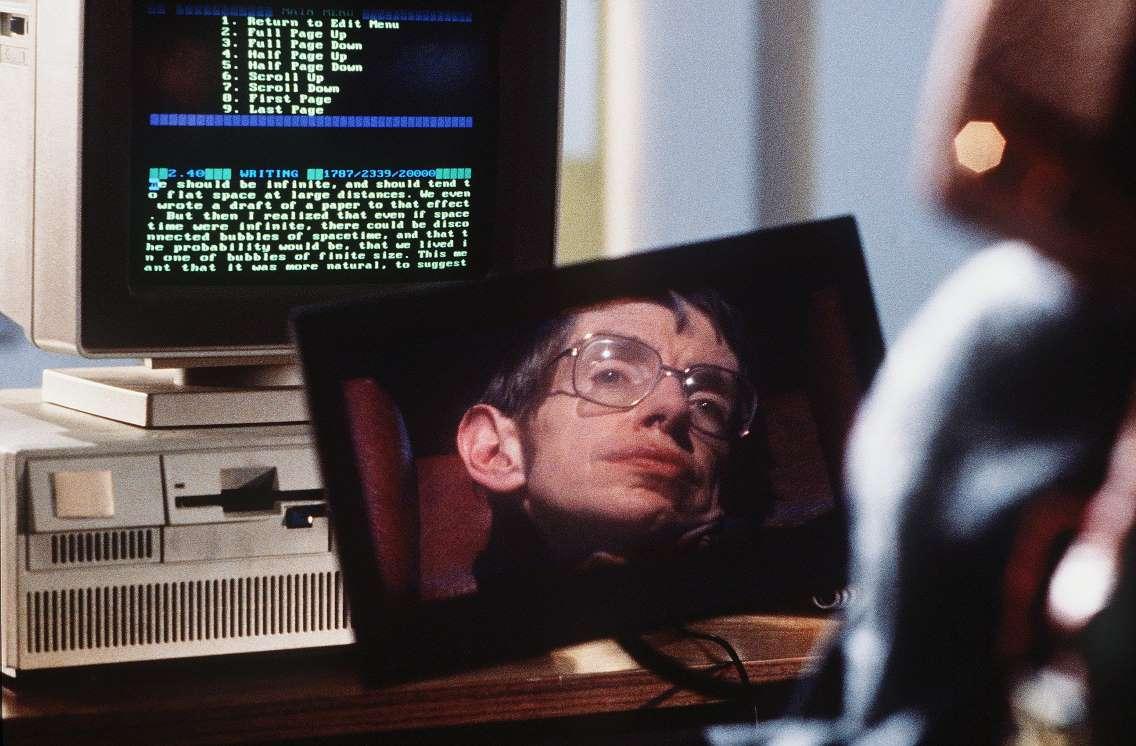 Stephen Hawking 6 -elleman