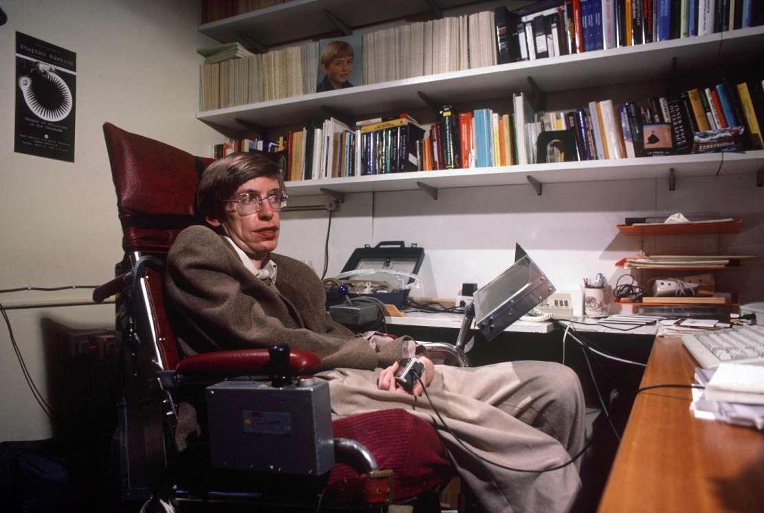 Stephen Hawking 7 -elleman