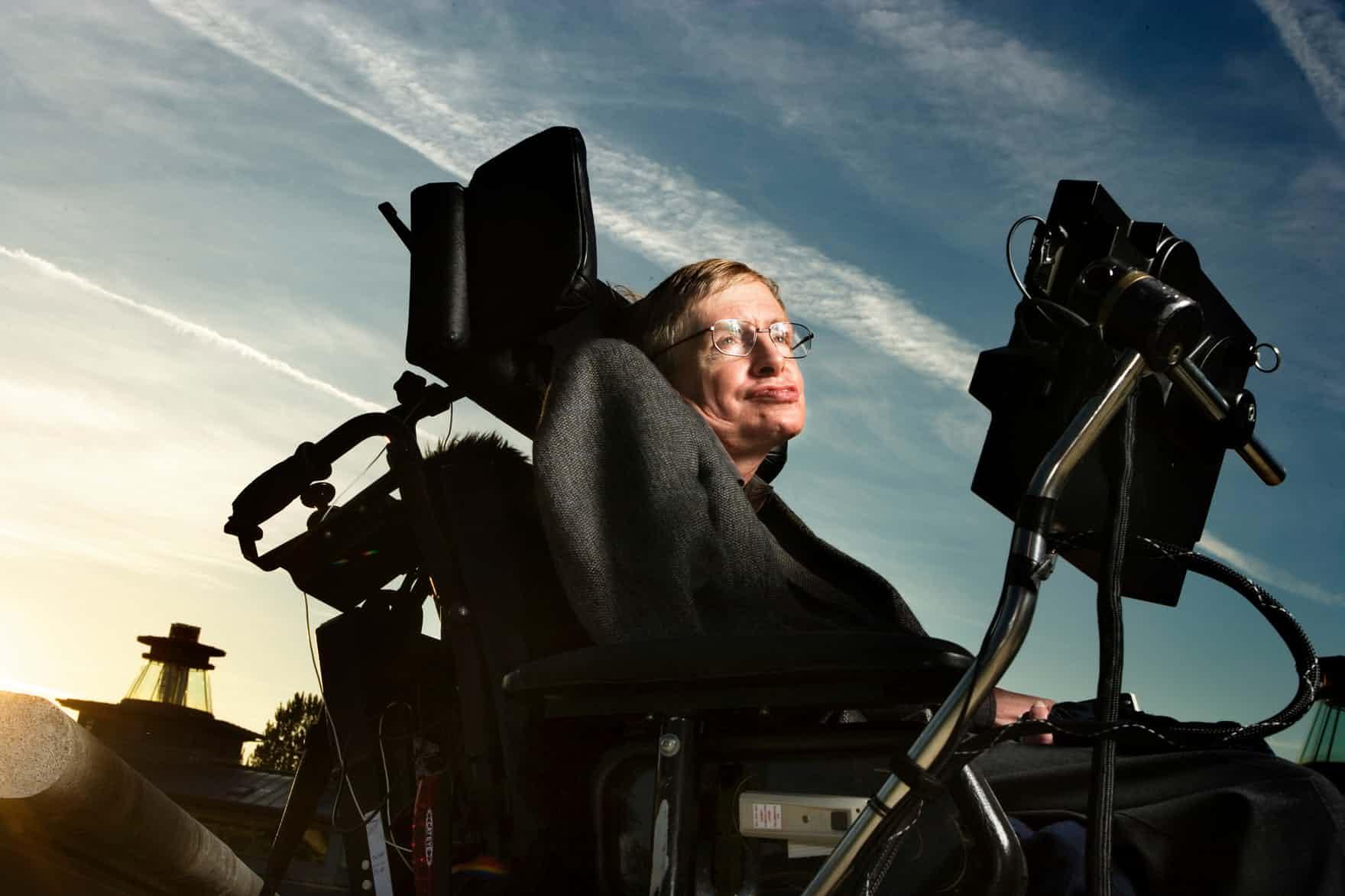 Stephen Hawking 8 -elleman